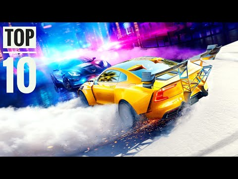 Top 10 Racing Games For Android 2020   Best Racing Games For Android