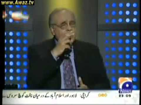 najam sethi on india and pakistan relationship