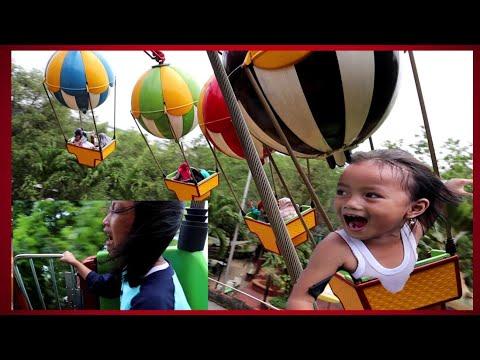 Alma Hampir Nangis 😭 Ara Malah Ketawa Mana Gak Pake Baju 😂 Ekspresi Almara Naik Balon Ubur Ubur