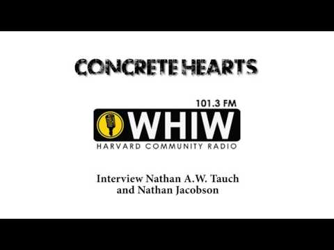 WHIW 101.3 Harvard radio interview - 8/31/2016