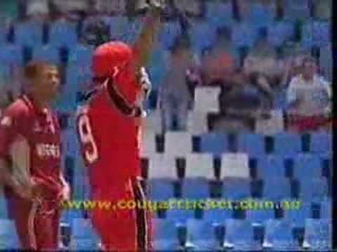 JOHN DAVISON vs WEST INDIES, 2003 WC