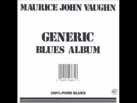 I Got Money/Maurice John Vaughn/LP Vinyl Album/1984