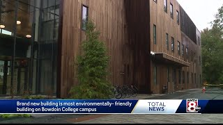 Bowdoin College opens Roux Center for the Environment
