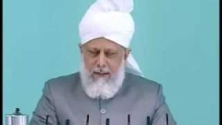 Friday Sermon: 14th May 2010 - Part 3 (Urdu)