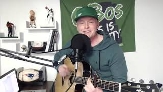 Whiskey Glasses by Morgan Wallen (COVER) Video