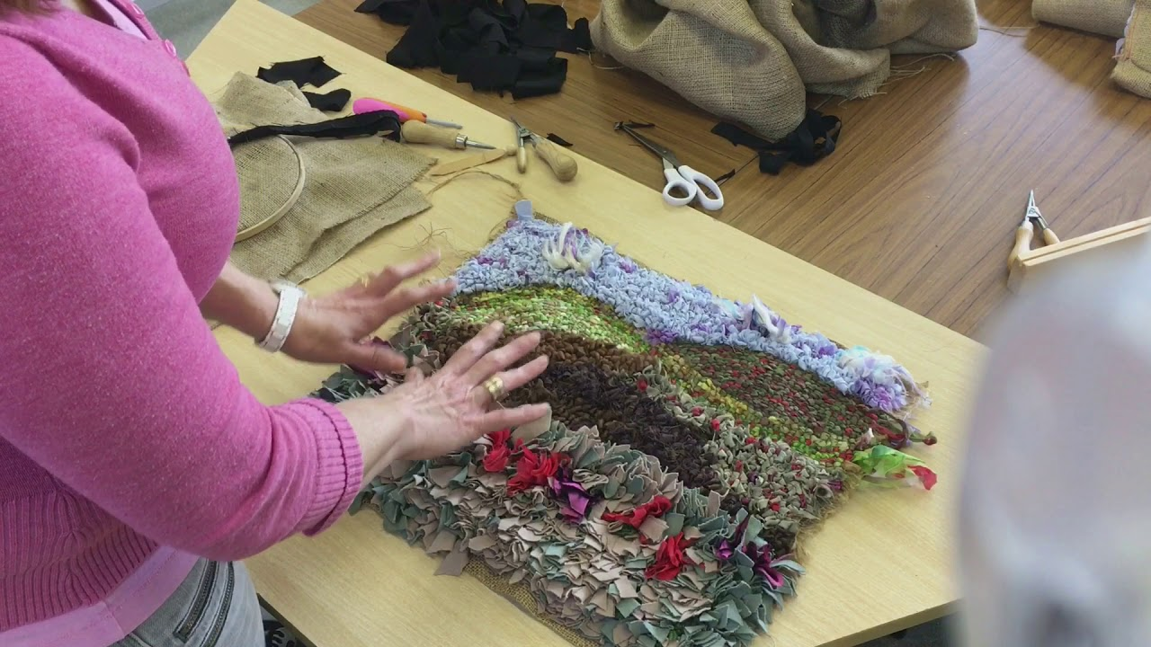 History Of Rag Rugs You