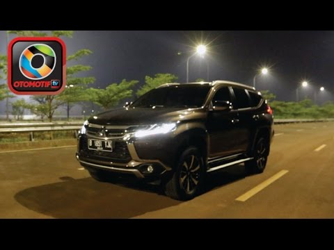 Mitsubishi All New Pajero Sport 2016 - Review - ADV