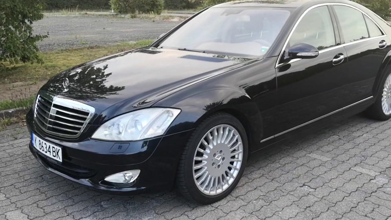Yeni Arabam Mercedes S320 W221 İncelemesi