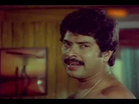 Aa Raathri 1983 | Malayalam Full Movie | Malayalam Movie Online | Mammootty | Poornima JayaRam