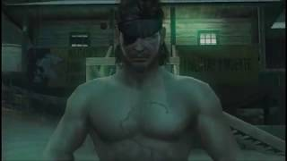 MGS Peace Walker HD - Part 01 / Opening / Investigate the Supply Facility