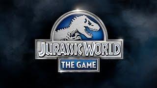 Jurassic World Игра #1 - Первый взгляд и первые динозавры