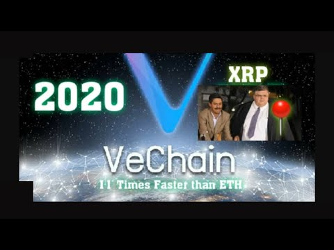 #XRP #BIS Technology is transforming payment systems. VeChain 11 times faster than Ethereum