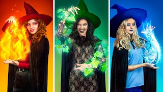 The Witches in Real Life / 3 Types of Witches