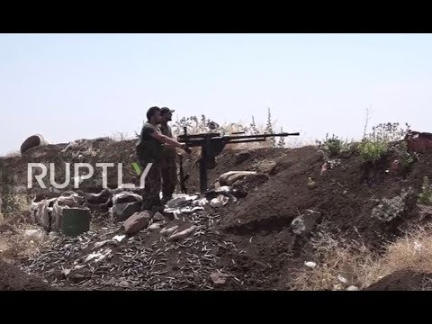 Syria: Clashes continue near Golan Heights after IDF reportedly attacks govt. forces