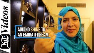 This Emirati jewellery maker is shining in her dream job