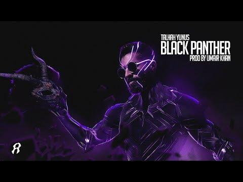 Black Panther (Diss 18+) | Talhah Yunus | Prod. Umair Khan (Official Music Video)