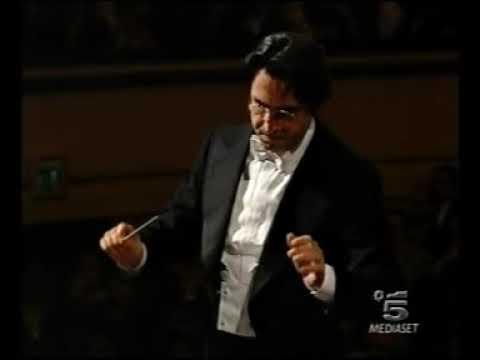 Beethoven - overture '' Die Weihe des Hauses ,, op.124 - Muti & Orchestra Filarmonica della Scala