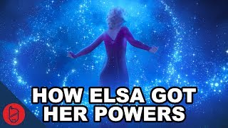 Frozen Theory: How Elsa Got Her Powers
