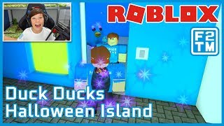 Roblox Ente Enten Halloween Insel | Fraser2TheMax | Roblox Kid Gaming