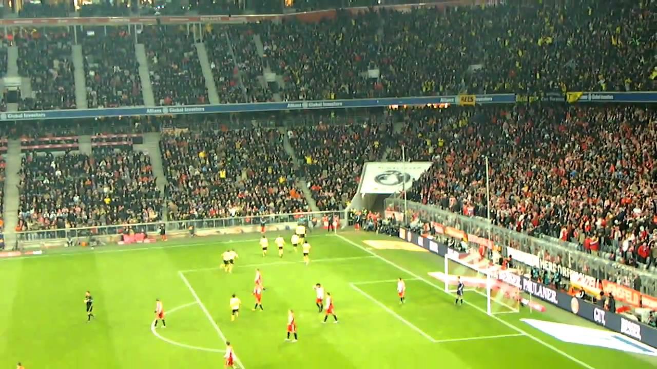 Bayern - Borussia Dortmund (1:3), 26.02.11, Tor Hummels