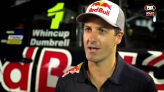 Jamie Whincup interview with Mark Skaife - 2015 Bathurst
