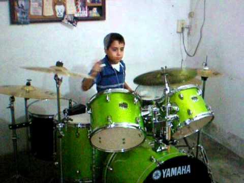Roman Gabriel Osuna Gonzalez-solo bateria