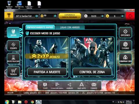 New Hack Speed Hack  Y Traspasar Paredes Shadowgun Deadzone