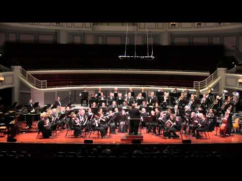 Selections from Wicked - Indiana Wind Symphony, Dr. Charles Conrad, Music Director