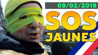 🔥 RÉVOLUTION ! LES GILETS JAUNES - 09/02/2019
