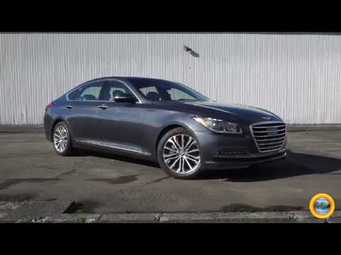 2017 Genesis G80 3 8 Ultimate Awd