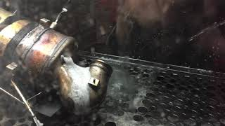 Chevrolet 2.0 TD DPF cleaning by DPF REPAIR HULL Resimi