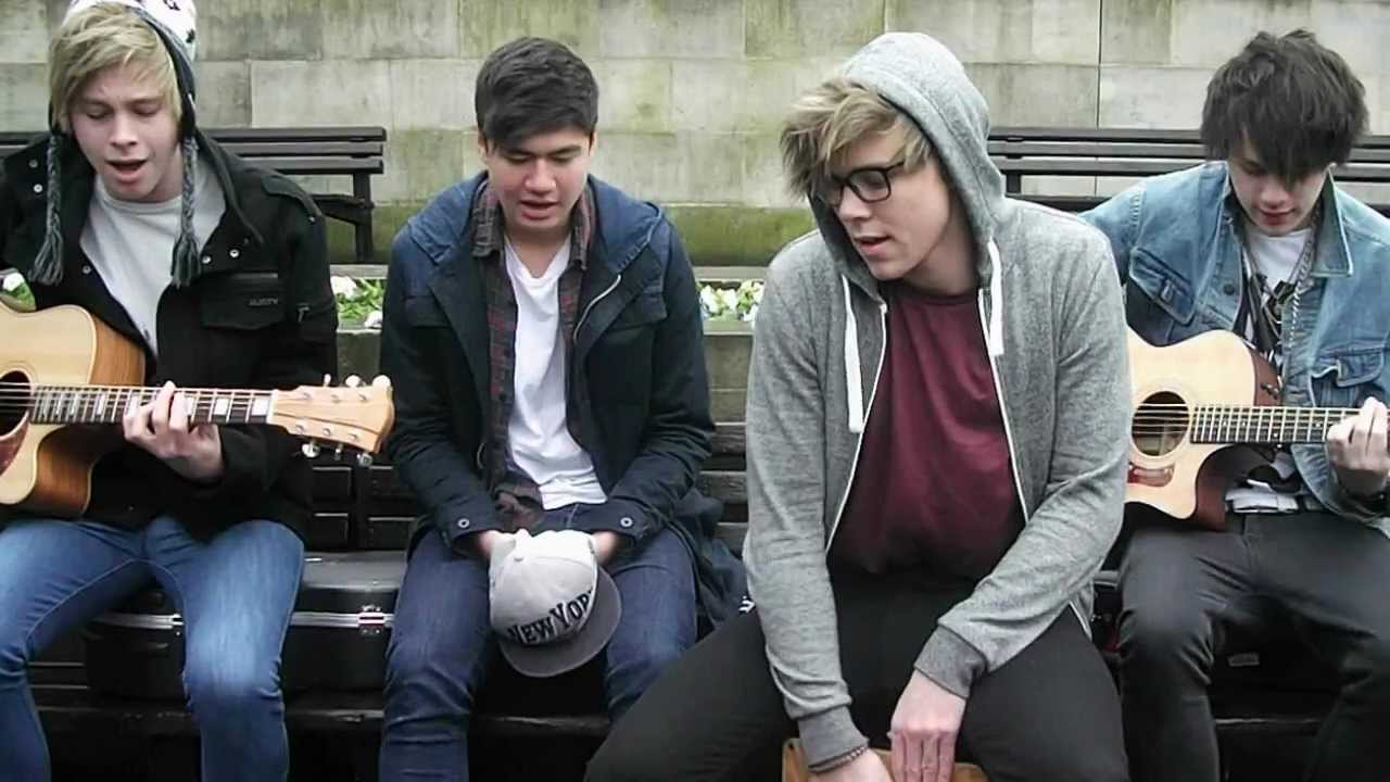 5sos out of my limit acoustic youtube