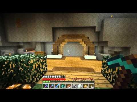 Etho Plays Minecraft Episode 218 Layout Planning Youtube
