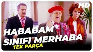 Hababam Sınıfı Merhaba  Türk Komedi Filmi Tek Parça (HD)