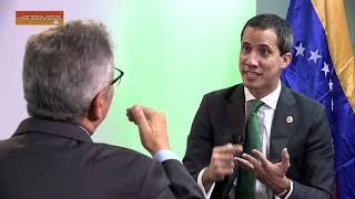 Guaidó: No lucho por el poder, sino por darle dignidad al vzlano - La Entrevista en EVTV 10/20/19 S2