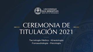 Ceremonia de Titulación 2021