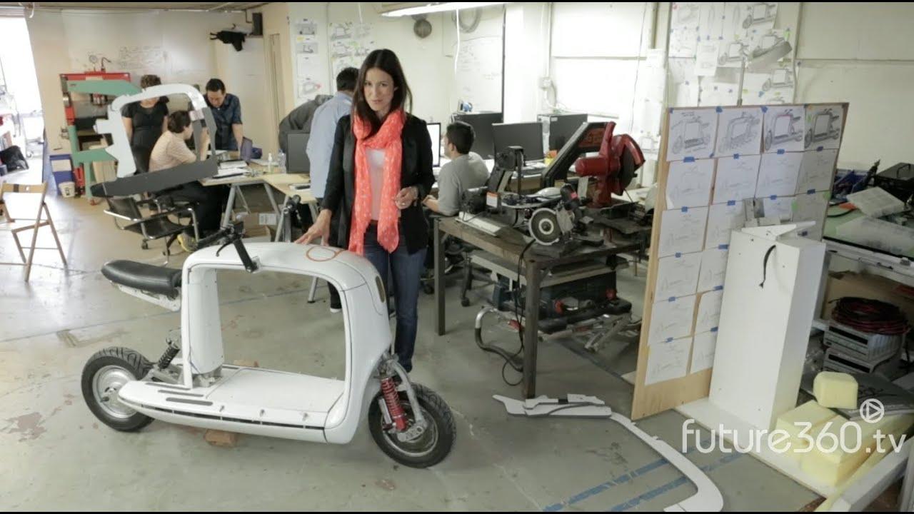 lit motors kubo cargo scooter youtube. Black Bedroom Furniture Sets. Home Design Ideas