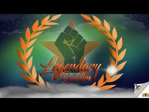 MALIK MUSTAFA -  DON'T TRY TO LOVE ME - LEGENDARY RIDDIM - MVP RECORDS - MARCH 2018