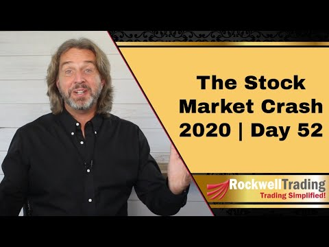 🔴 The Stock Market Crash 2020 – Day 52 | My 4 Step Approach For Developing A Trading Strategy Pt. 2