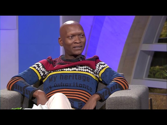 Real Talk with Anele Season 3 EP53 - Warren Masemola