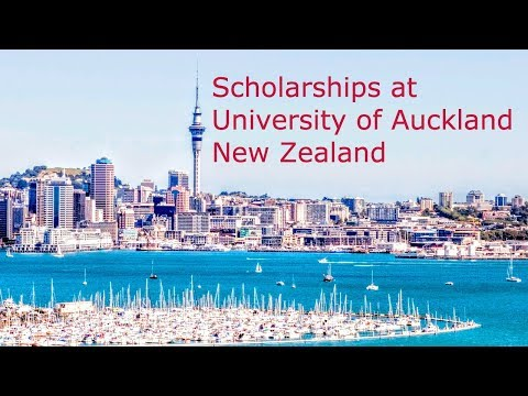 New Zealand Scholarships at the University of Auckland - New Zealand Aid Program