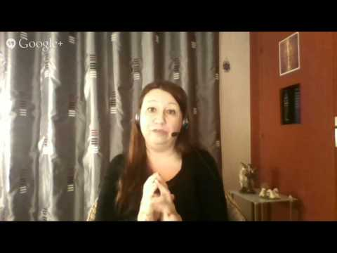 """VibraConférence en direct avec Sophie Riehl : """"Se sentir Un avec sa Présence Divine, la véritable..."""