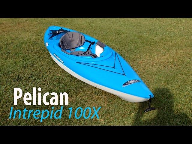 Pelican Intrepid 100X Kayak Overview (Maverick 100X)