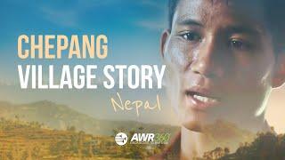 video thumbnail for AWR360° Nepal – Chepang Village Story