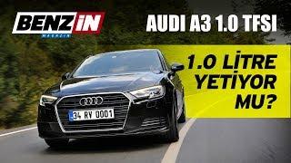 Audi A3 1.0 TFSI S Tronic | 1.0 motor yetiyor mu?