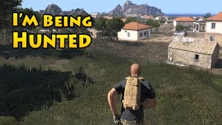 Arma 3: Altis Life - I'm Being Hunted! - Part 1
