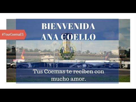 Tour Coemas El Salvador - Eterno Muy Profundo - Ana Coello
