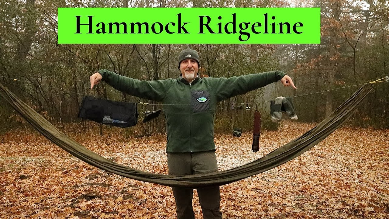 Hammock ridgeline - YouTube