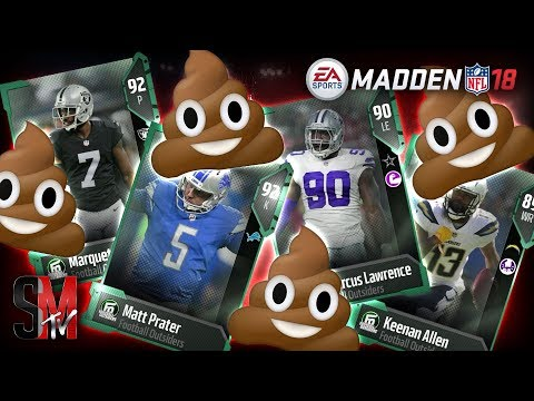 EA RUINED ANOTHER PROMO – FOOTBALL OUTSIDERS – MADDEN NFL 18