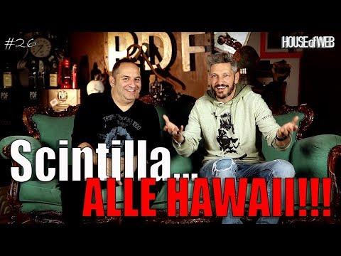 SCINTILLA ALLE HAWAII! - NUOVISSIMA PUNTATA DI HOUSE of WEB - #26